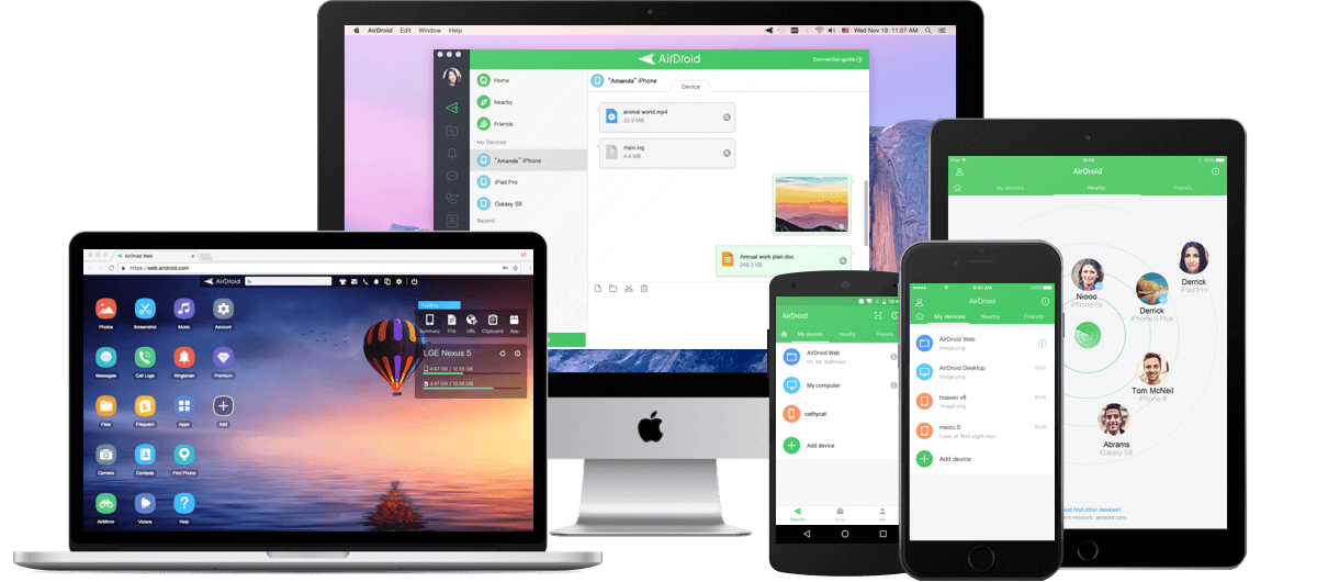 airdroid for windows 10 free download